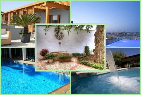 Los 5 mejores hoteles ecol gicos de espa a - Casas ecologicas espana ...